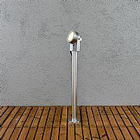 Konstsmide Buitenlamp 'Monza' Grondspot, 64cm hoog, PowerLED 6 x 1W / 230V